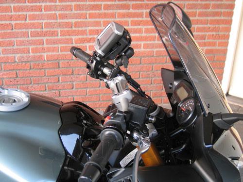 Zumo 550 Fz1-Fazer